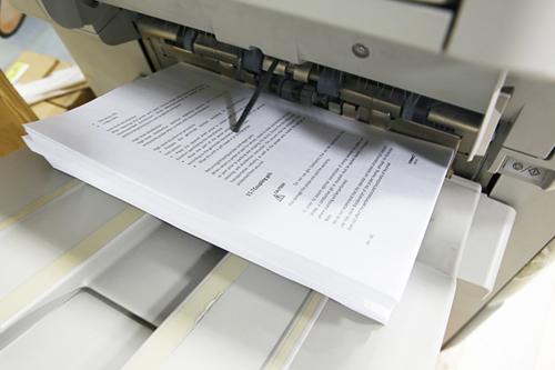 黑白数码打印复印