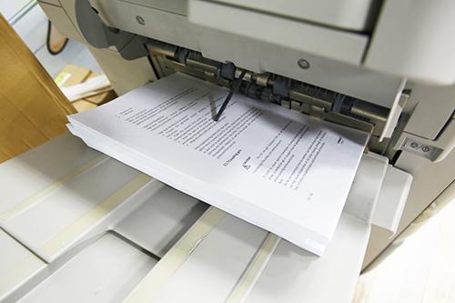 图纸扫描存档
