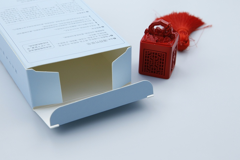 纸质彩盒印刷