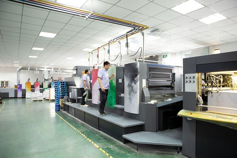 折页印刷厂