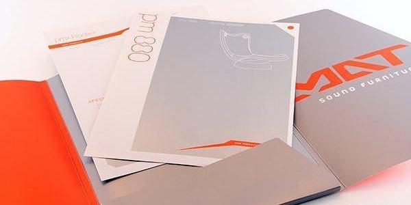 单页印刷如何变得高大上?使用封套印刷就解决了