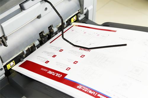 彩色数码打印复印