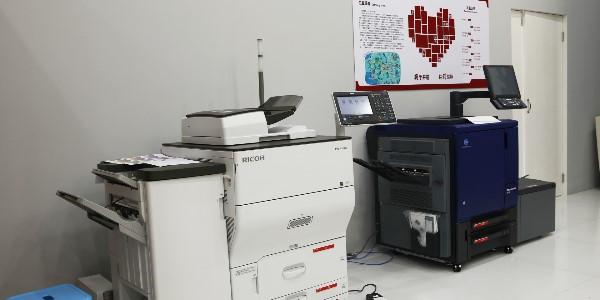 数字印刷和传统印刷技术的区别-爱欧图文