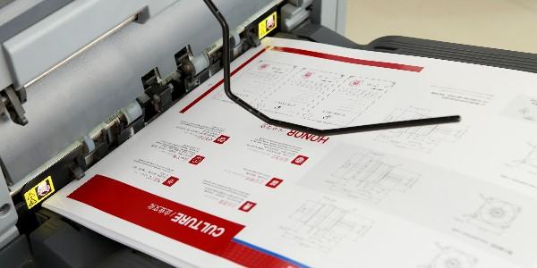 数码图文快印店告诉您画册印刷的生产周期要多久?-爱欧图文