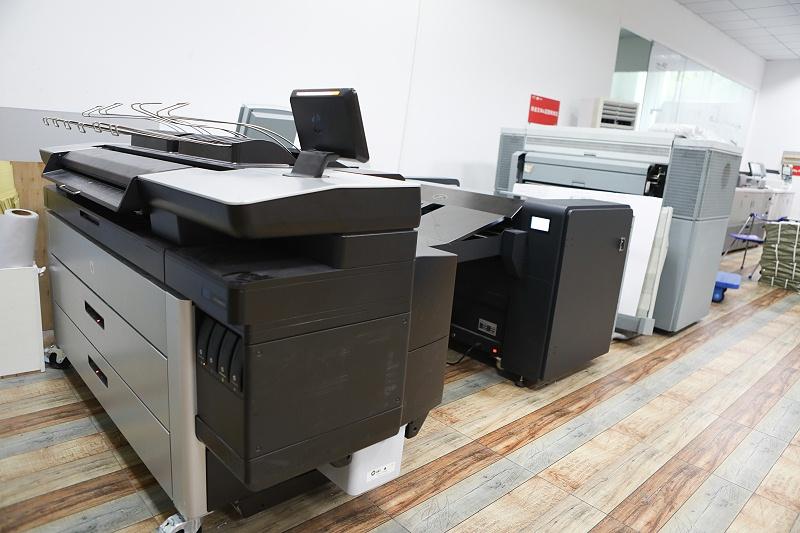 印刷生产制作